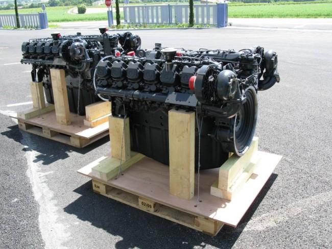Motoren F 252 R Landwirtschaftlichen Gebrauch Graffeuille